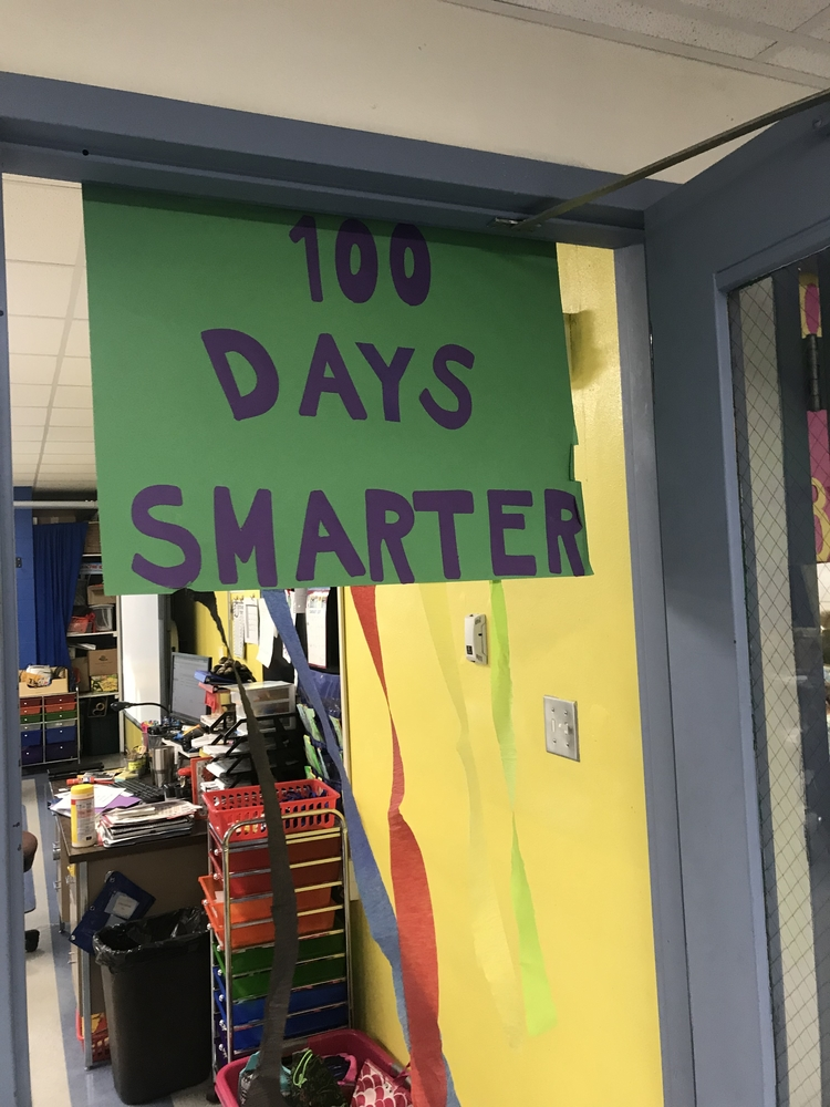 100th Day is School