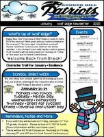 Wolf Ridge Newsletter