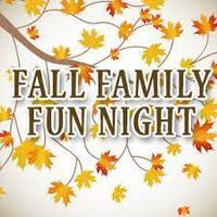 PFK Fall Family Fun Night