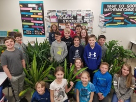Fifth Graders are Making a Difference at Wolf Ridge