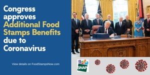 Increase in EBT Benefits for BH Families