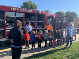 Fire Safety at Wolf Ridge